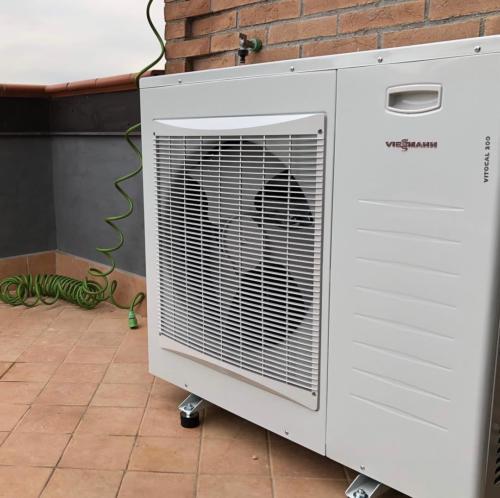 Pompa di calore Viessmann Vitocal 250-S
